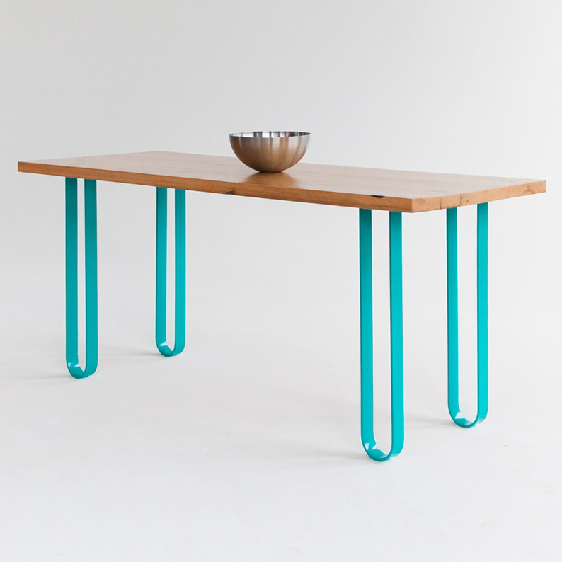 Recycled Timber Dining Table by Mark Maurice